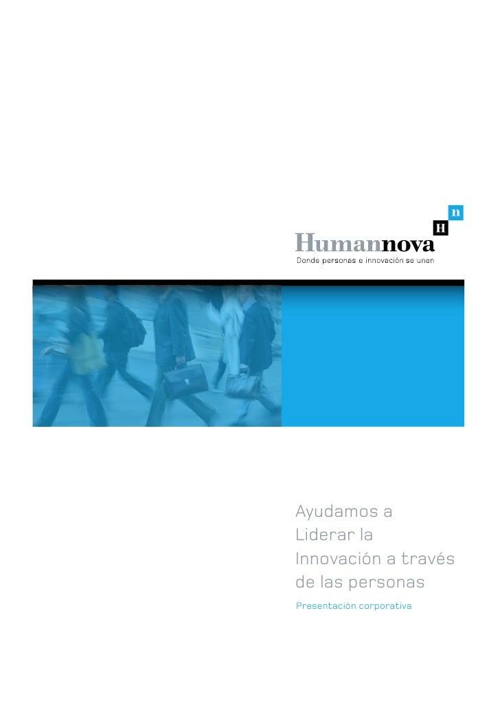 Presentació corporativa humannova