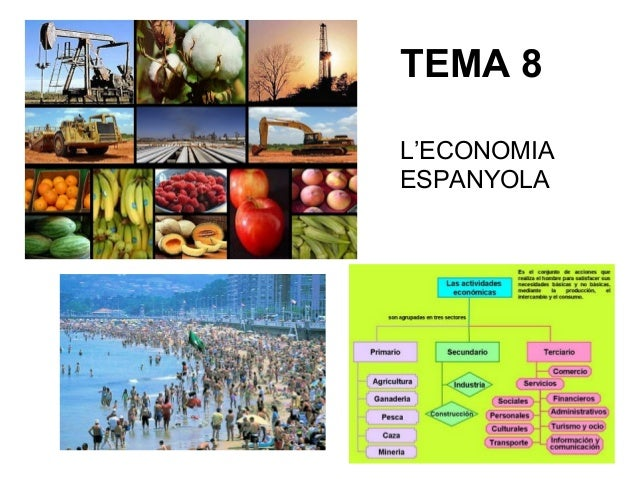Presentació economia espanyola