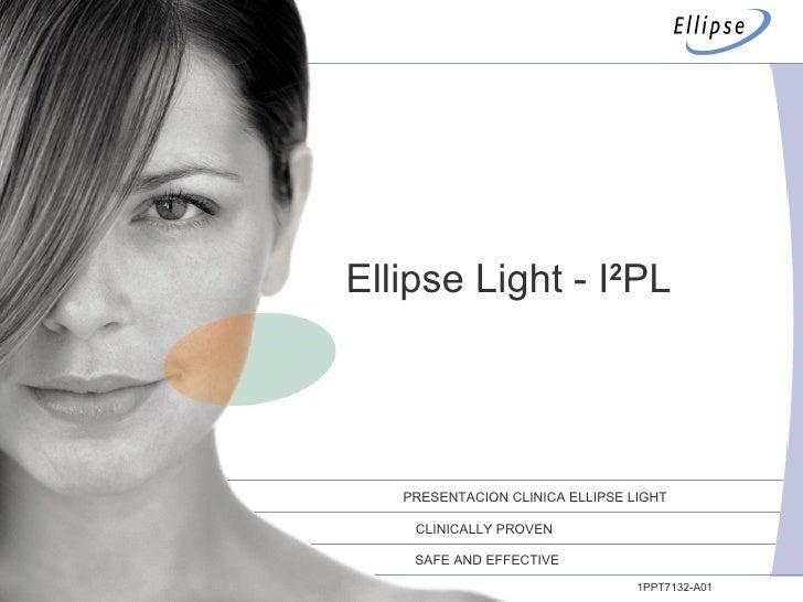Presentació Ellipse EspañOl