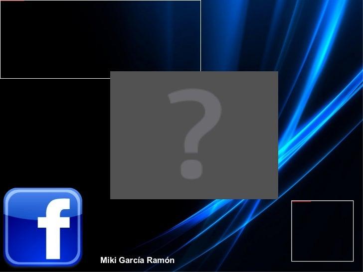 Presentació xarxes socials