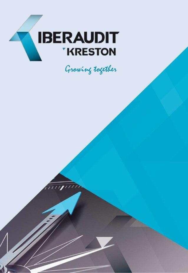 Presentació IBERAUDIT Kreston
