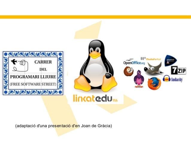 Presentació Projecte TIC/TAC Ins Salvador Espriu