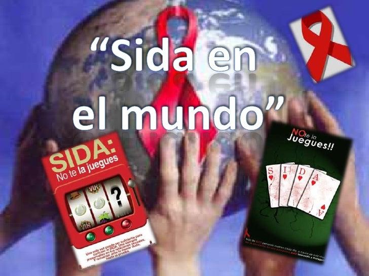 """""""Sida en <br />el mundo""""<br />"""