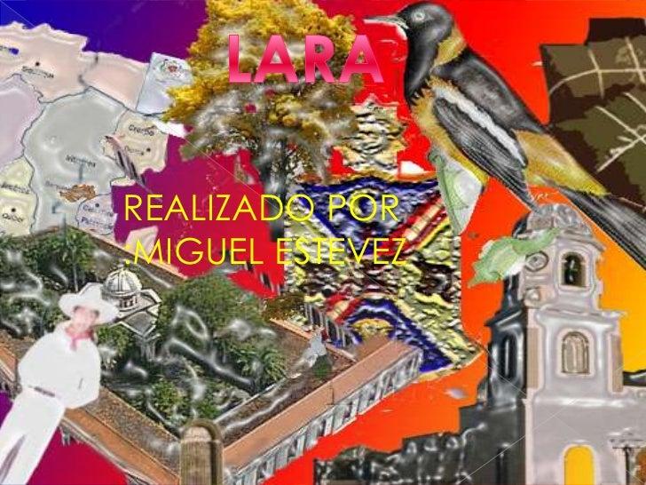REALIZADO POR:MIGUEL ESTEVEZ