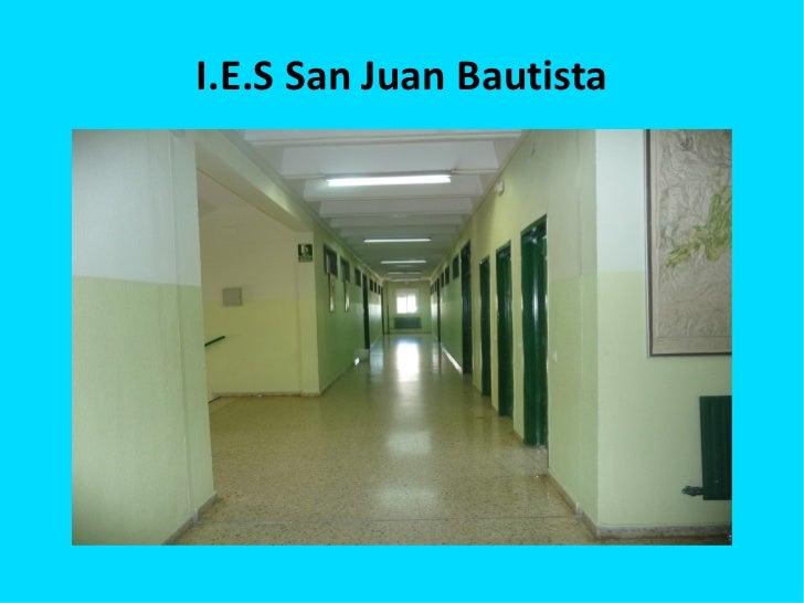 I.E.S San Juan Bautista