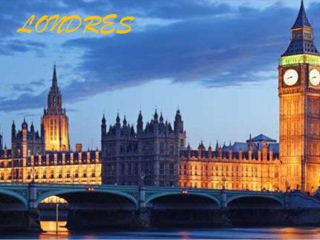 Presentación de Londres