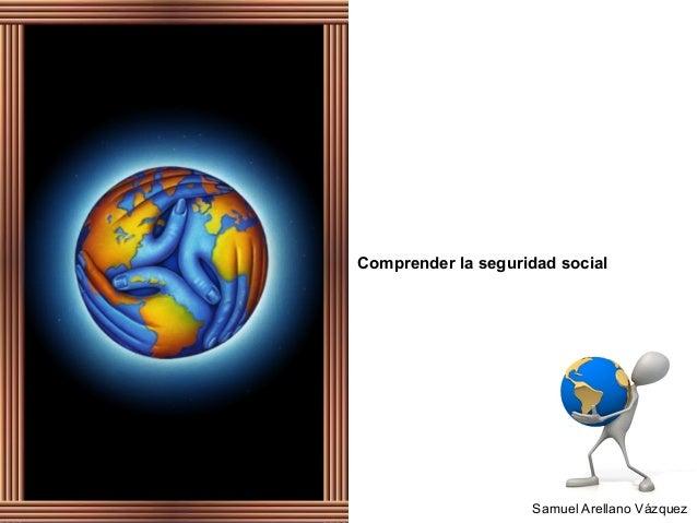 Comprender la Seguridad Social