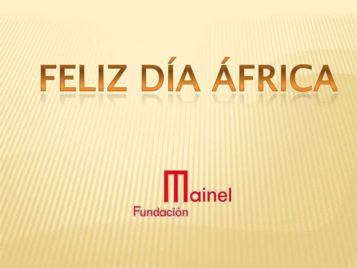 Celebración Día de Africa en el Bioparc