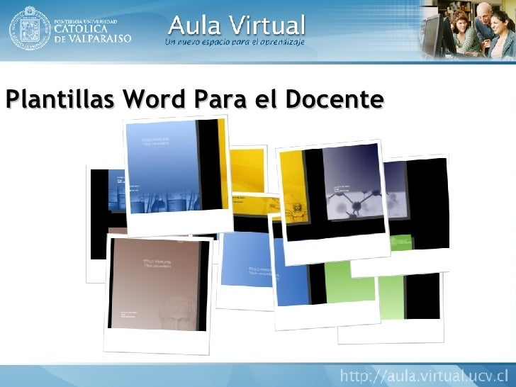 PresentacióN De Plantilla Word   Aula Virtual