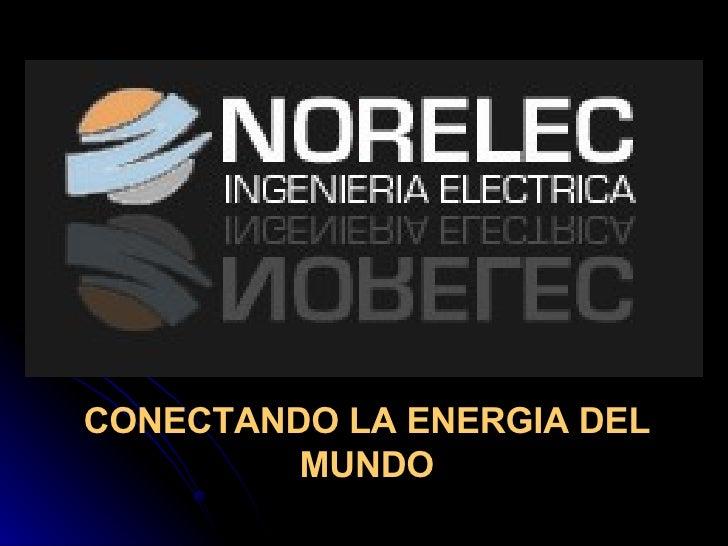 PresentacióN  Norelec
