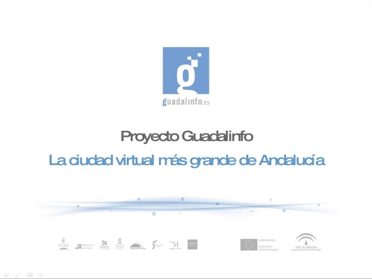 Proyecto Guadalinfo