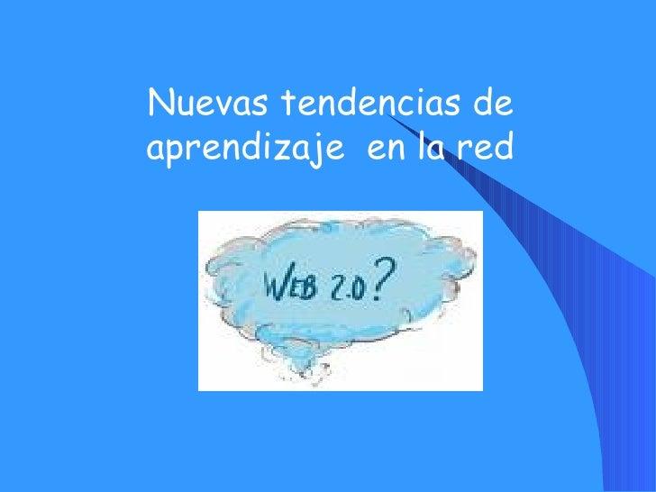 PresentacióN Para Web 2.0