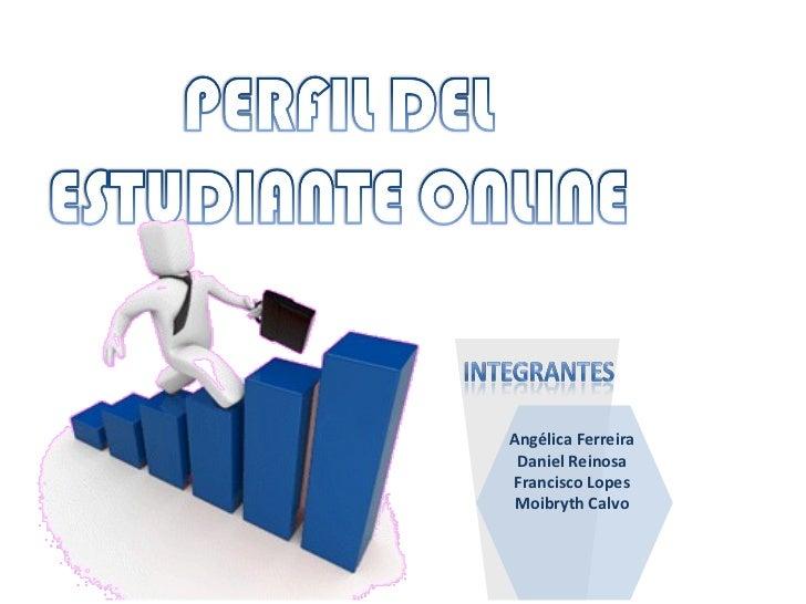 Perfil del Estudiante Online