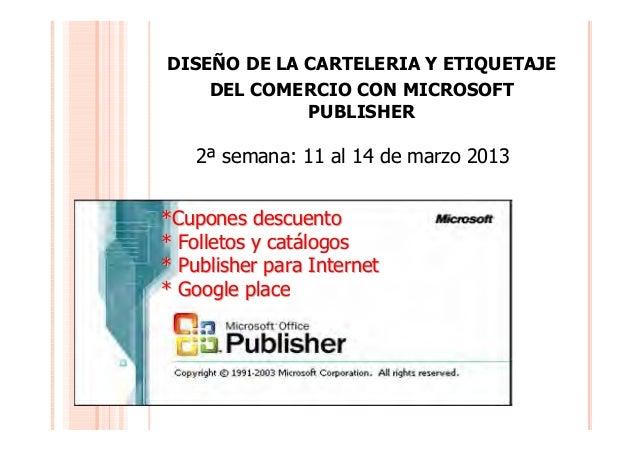 Presentación publisher2003-2013-3-21