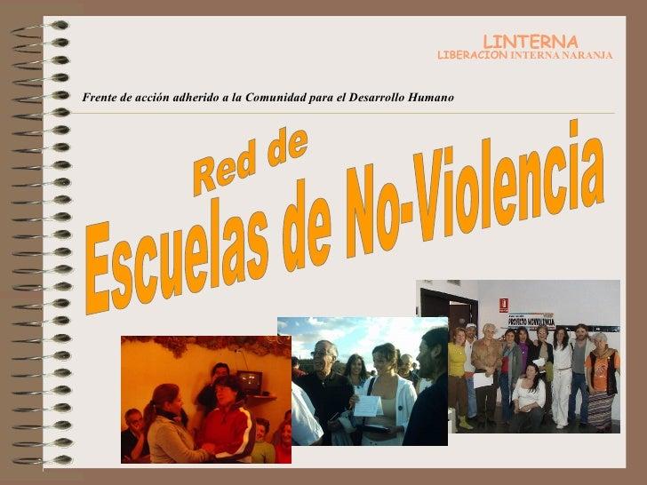 PresentacióN Red De Escuelas Noviolencia