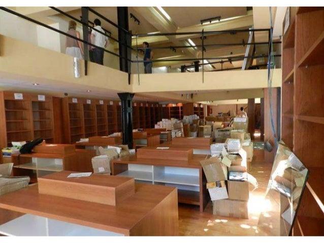 Pre Inauguración Librería Universitaria