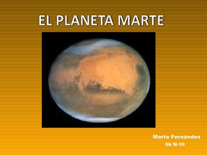 Marta Fernández 6b N-10