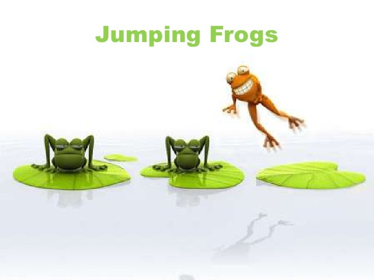 Jumping Frogs<br />