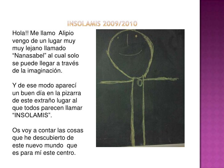 INSOLAMIS 2009-10