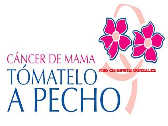  El cáncer de mama es el crecimiento desenfrenado de células malignas en el tejido mamario.