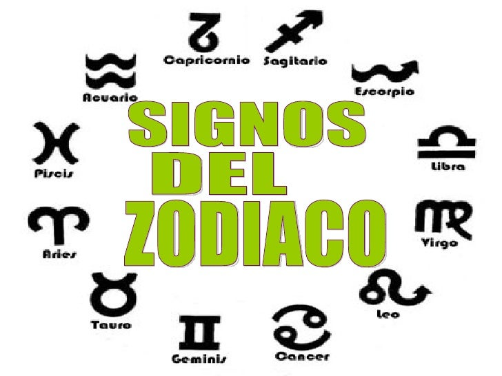 Signos del zodiaco - Signos del zodiaco en orden ...