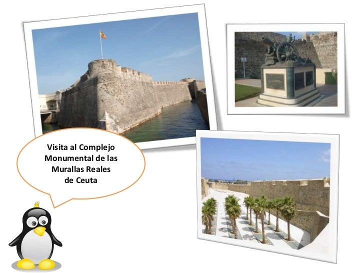 Visita al Complejo Monumental de las Murallas Reales<br />de Ceuta<br />