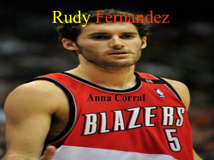 Rudy Fernandez