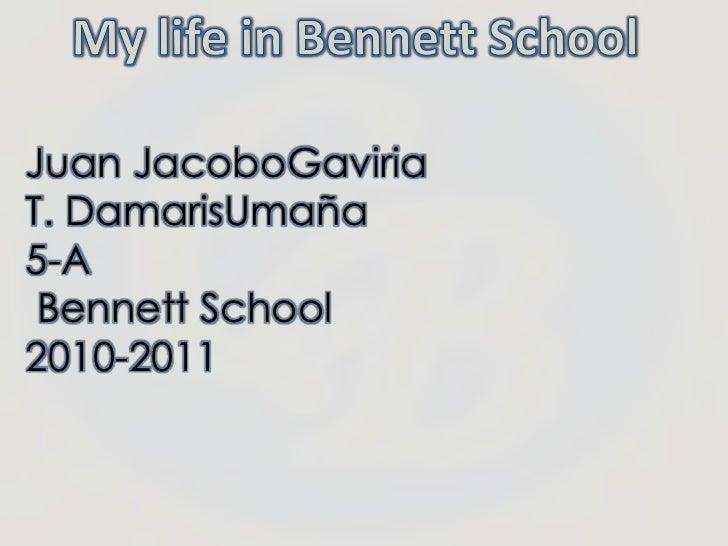 BENNETT LIFE