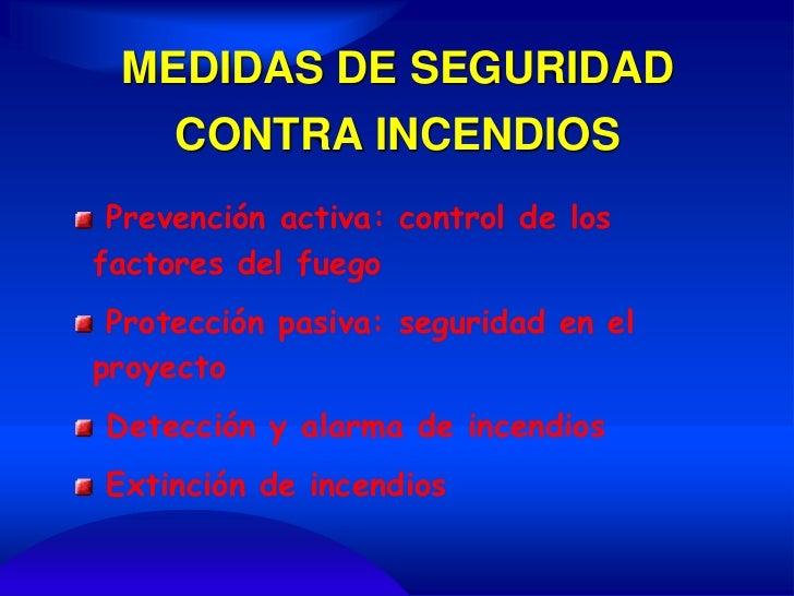 prevenci n y protecci n de incendios y explosiones