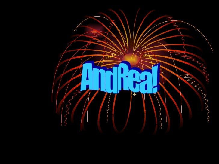 AndRea!