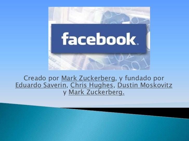 Historia del Facebook