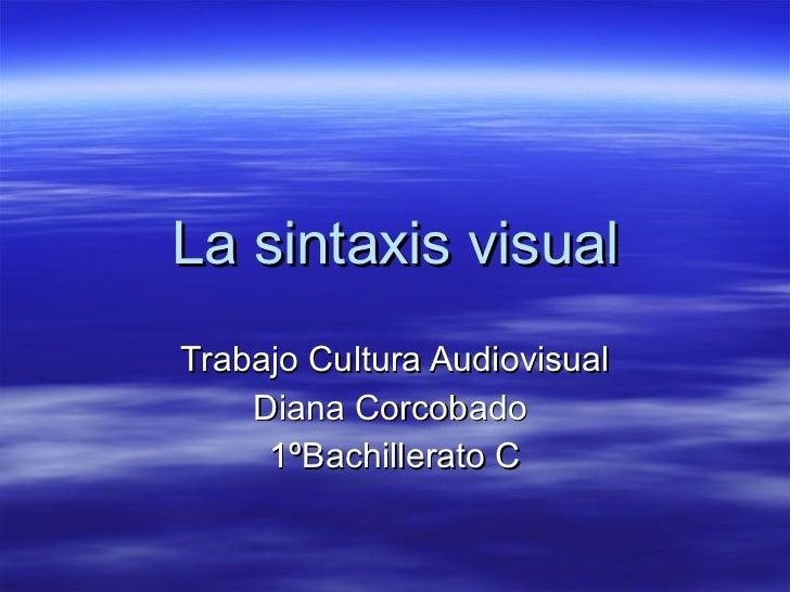 Sintaxis visual