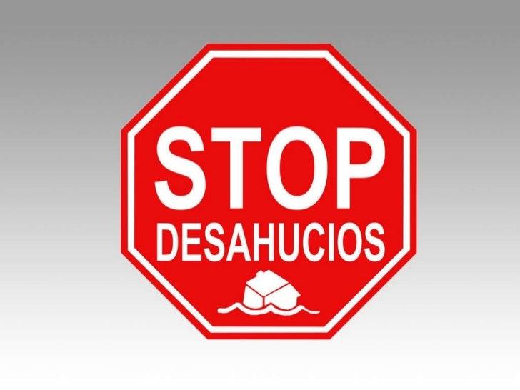 Stop Desahucios Gipuzkoa diciembre 2011