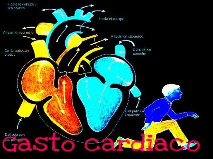 Gasto cardiaco, Retorno venoso y su            regulación             • Gasto cardiaco: Es la               cantidad de sa...