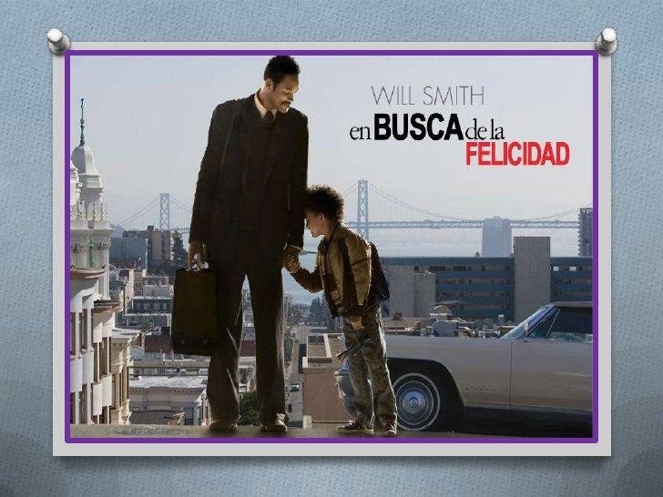 """ """"En Busca de la Felicidad"""" es una película estadounidense dirigida por      Gabriele      Muccino      y protagonizada p..."""