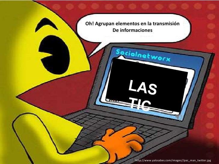 Oh! Agrupan elementos en la transmisión          De informaciones                    http://www.yalosabes.com/images//pac_...
