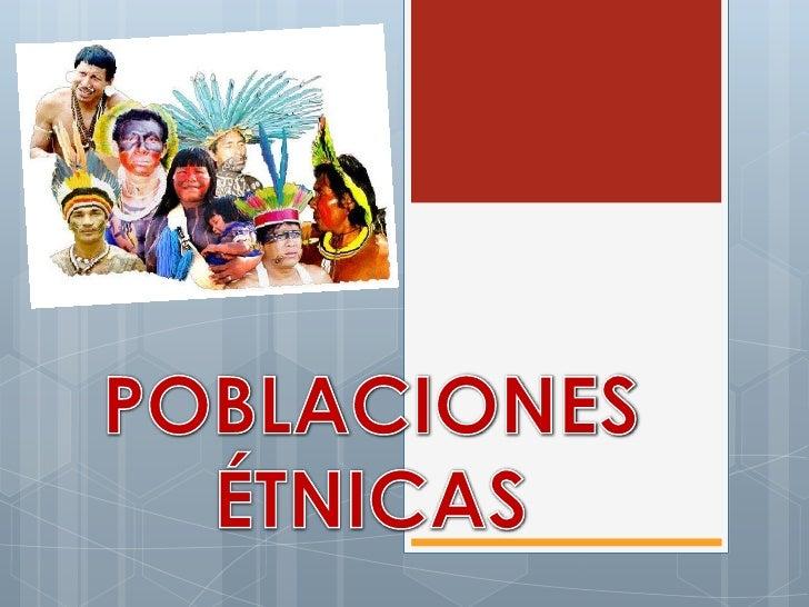 DEFINICIÓNLa Constitución Política reconoció como patrimonio de la Nación la diversidad étnica y cultural del país, la pre...