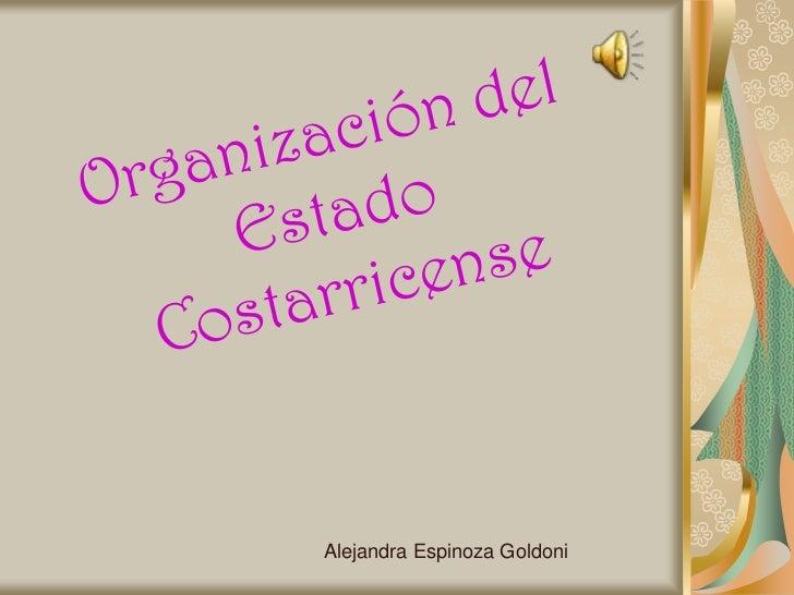 Alejandra Espinoza Goldoni