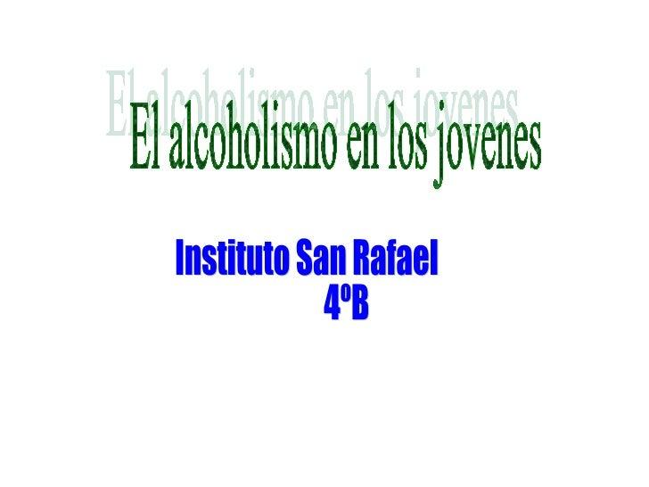 • La accesibilidad de los jóvenes a las  bebidas alcohólicas es cada vez mayor, a  pesar de las prohibiciones impuestas de...