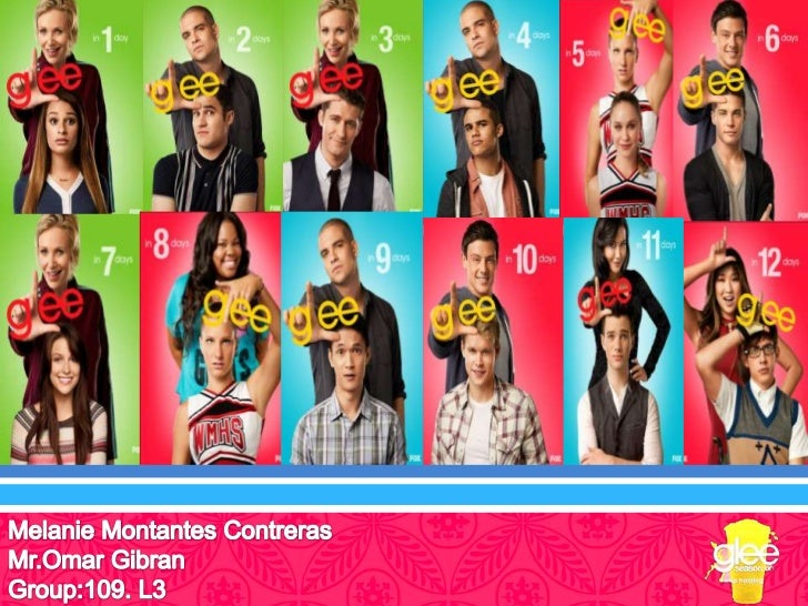 Glee presentation