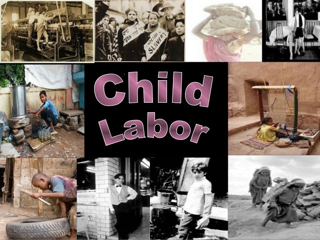 Child labor is work that harms children or keepsthem from attending school.Around the world and in the U. S., growing gaps...