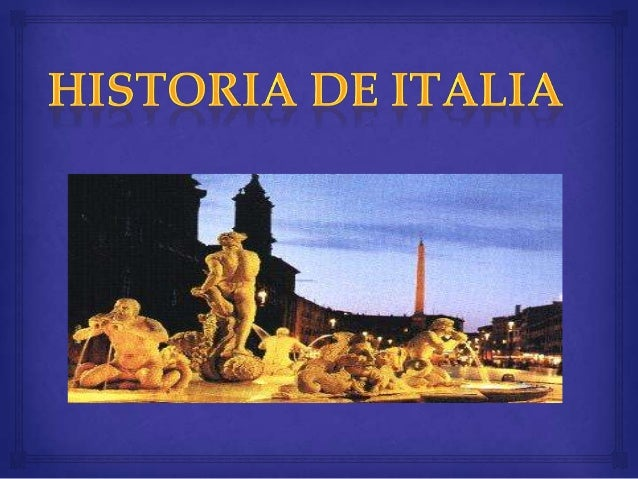  Durante la Edad Media Italia se convirtió en un  mosaico de ciudades que luchaban entre sí para  conseguir la hegemonía...