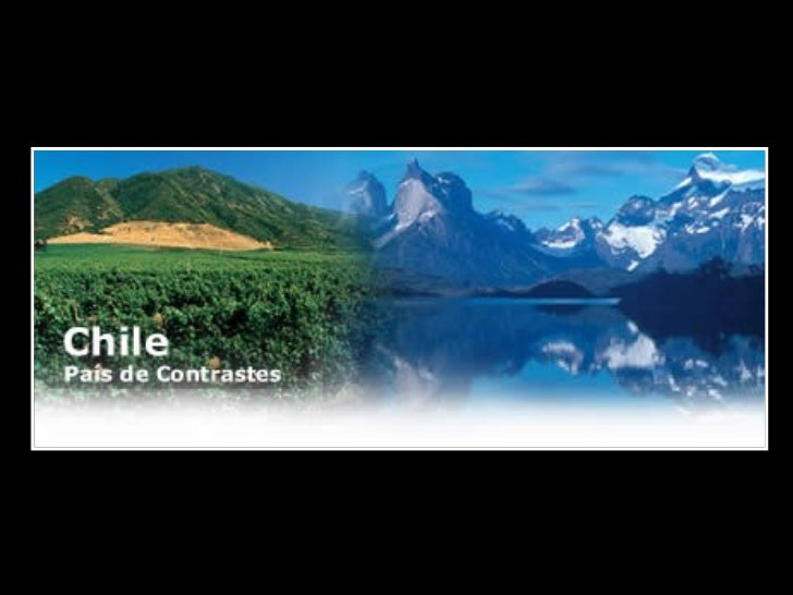 Chile: A beautiful country