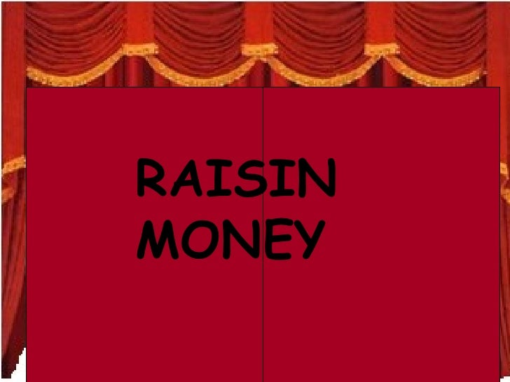 RAISIN MONEY