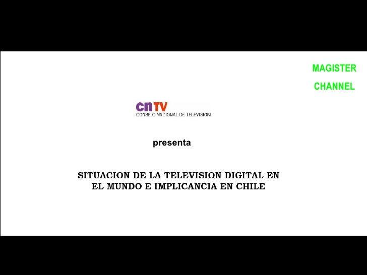 tv digital en chile