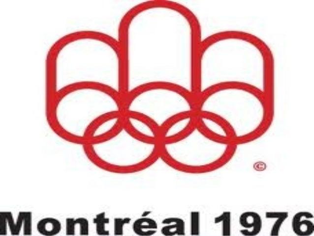 Los XXI Juegos Olímpicos se celebraron enMontreal, Canadá entre el 17 de Julio y el1 de Agosto de 1976. Participaron 6.028...
