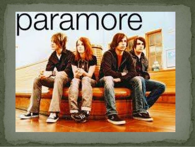 conocida por ser la vocalista de la banda pop               punk paramore    La agrupación se formó en 2004 poro Farro, Za...