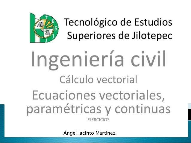 Ángel Jacinto Martínez