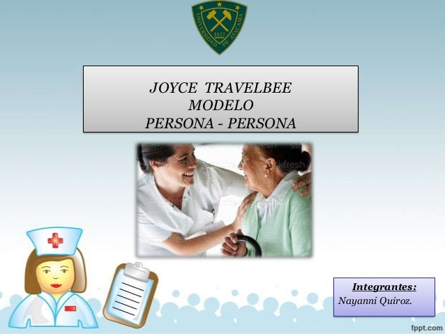 joyce travelbee Hi everyone, i am still a student nurse doing my research paper i am trying to find related literature of joyce travelbee human to human relationship model its been 5 hours and i'm having a hard time finding one.