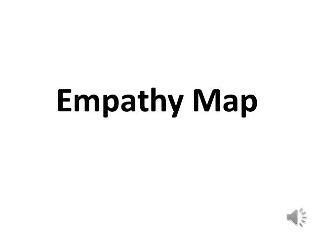 Empathy Map and Problem Statement